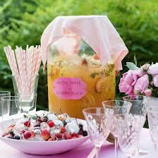 Better Homes And Gardens Summer - thyme peach lemonade