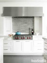 kitchen glass subway tile kitchen backsplash kitchens white home