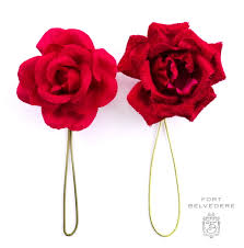 velvet roses velvet spray boutonniere lapel pin flower fort belvedere