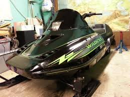 100 1995 arctic cat wildcat 700 snowmobile from arctic cat