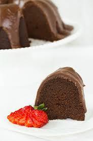 chocolate bundt cake recipe with chocolate fudge icing
