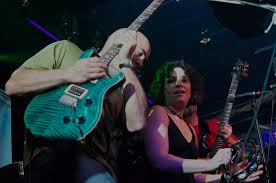 Blind Guitarist From Roadhouse Lenox Underground U2013 Rock And Roll In Summit New Jersey