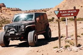 black aev jeep aev customer appreciation trail ride