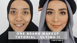 tutorial makeup natural hijab pesta one brand makeup tutorial ultima ii timeless beauty tutorial
