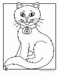 9 heart tastic crafts kids cat outline simple shapes