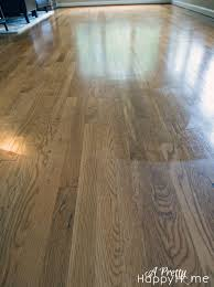 Laminate Flooring Shine Shine Up Your Wood Floors Without Refinishing A Pretty Happy Home
