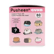 Where To Buy Blind Boxes Buy Gund Pusheen Surprise Plush Mystery Blind Box Series 3 At Artbox