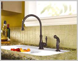 Kitchen Faucets At Menards by Black Kitchen Faucet This Question Is From Edison Pullout Sprayer