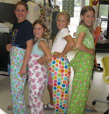 friday pj classes in sewing and fashion design