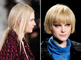 hair our top trends for fall straight from the runway marie