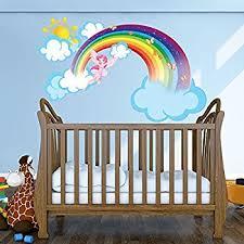 Rainbow Bedroom Decor Amazon Com Rainbow Giant 42