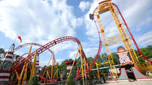 Six Flags Rides Ga A Review Of Six Flags Over Georgia Revolution At Dare Devil Dive