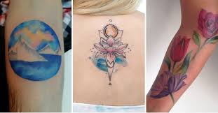 23 stunning watercolor tattoo ideas best watercolor tattoo