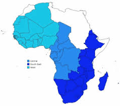 africa map climate zones afro index aho