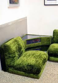 70 u0027s modular sofa with table corner and radio domus nova