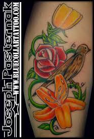 blue collar tattoo joseph pasternak