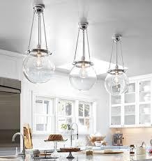modern shabby chic kitchen kitchen lighting a fabulous new design element