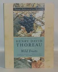 books by henry david thoreau
