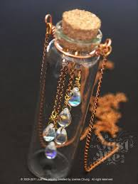 glass bottle necklace pendant images 142 best glass bottle charms images bottle charms jpg