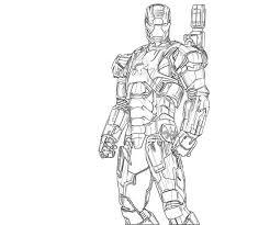 3 excellent iron man 3 coloring pages ngbasic com