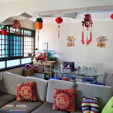 Lunar New Year Decoration Ideas cuisine paradise singapore food blog recipes reviews and