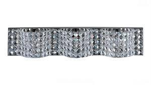 Crystal Bathroom Vanity Light by Bathroom Vanity Lights With Crystals My Web Value