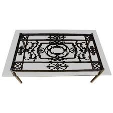 wrought iron tables for sale coffee tables ideas wrought iron glass table uk with designs 19