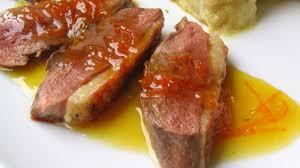 comment cuisiner le magret de canard a la poele magret de canard à l orange recettes portugaises