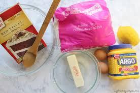 red velvet crinkle cookies video my heavenly recipes