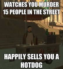 Funny Gaming Memes - thank god for the hot dog man gaming pinterest gaming memes