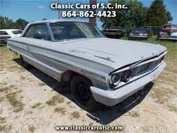 1964 ford galaxie for sale on classiccars com 51 available