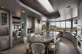 art deco kitchens art deco kitchen with flush breakfast bar zillow digs zillow