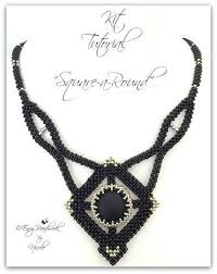 the 406 best images about beading necklace on pinterest