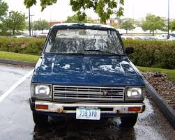 curbside classic 1982 toyota truck u2013 when compact pickups roamed