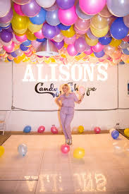 Pink Balloon Decoration Ideas Candy Themed Balloons 3000 Eye Candy