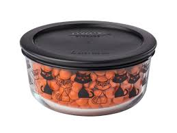 halloween storage totes 13 black cat items to trick out your kitchen for halloween food