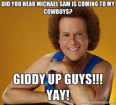 Michael Sam Memes - sam simmons memes image memes at relatably com