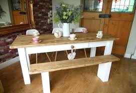 country style table and chairs farmhouse style dining table and chairs picnic style kitchen table