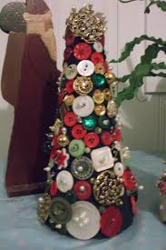 button christmas trees secrets of a seed scatterer