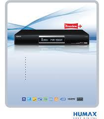 humax dvr pvr 9300t user guide manualsonline com