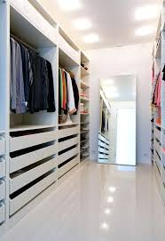 wardrobe 25 beautiful a white open storage with clothes rails