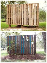 pallet garden wall phase ii decorating southern revivals