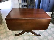 Vintage Drop Leaf Table Antique Drop Leaf Table Ebay