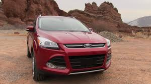 Ford Escape Ecoboost - review 2014 ford escape blends sporty character with utility