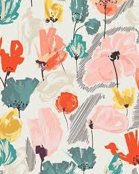 Flower Fabric Design 330 Best Pattern Images On Pinterest Print Patterns Prints And