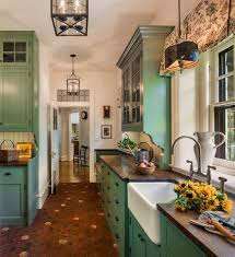 country living kitchen ideas how to add a bit of kitchen color kitchen colors country living