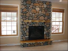 Clean Fireplace Stone by Interior Bc Cool Clean And Simple Fireplace Idea Homebnc Best