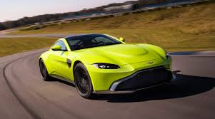 aston martin concept cars next gen 2018 aston martin vantage is finally here
