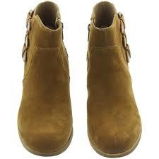 ugg volta sale ugg volta heeled ankle boots in chestnut in chestnut