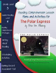 the polar express lesson plans u0026 activities package ccss